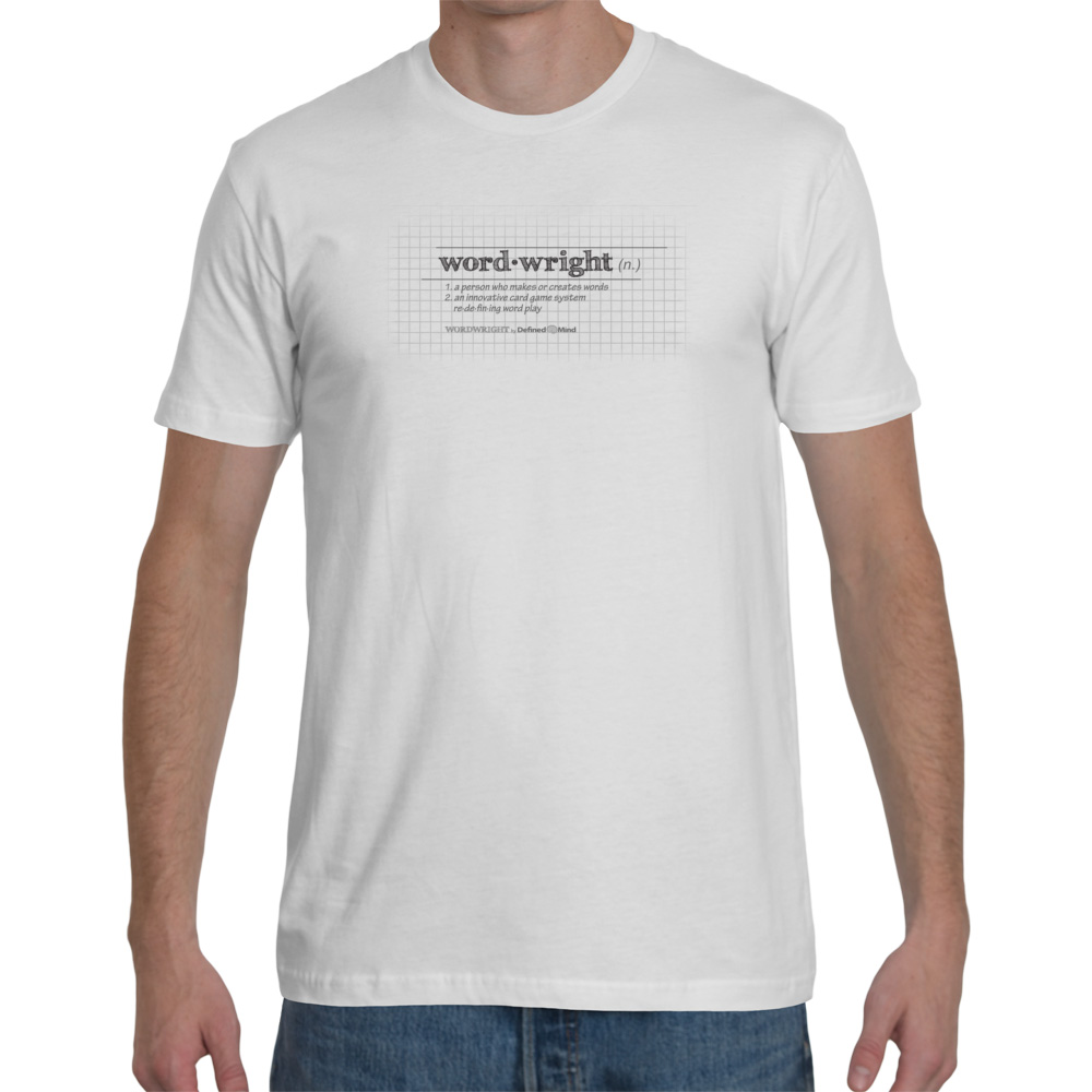 Wordwright definition t shirt defined mind all kinds American football style t shirts